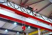 Кран мостовой электрический двухбалочный опорный с двумя тележками грузоподъемностью 5+5 тонн